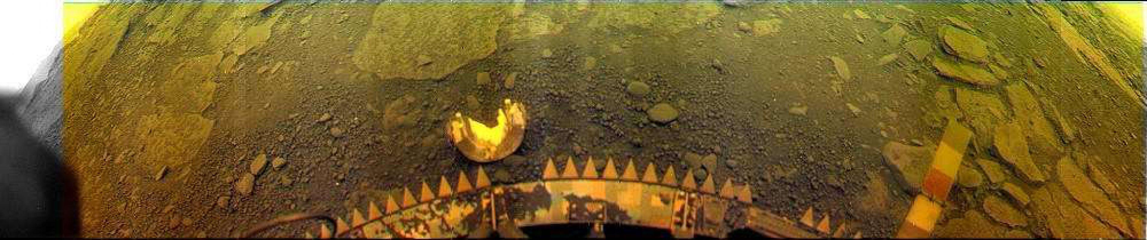 Венера - загадки поверхности или есть ли жизнь на Венере