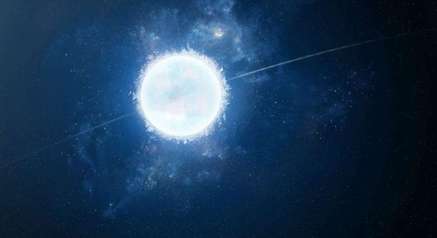 Будущее Солнца — гигантский кристалл?