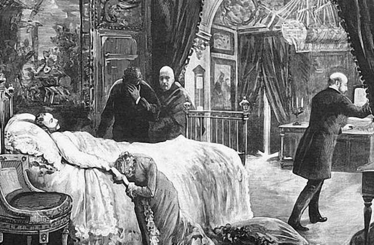 Проклятье перстня, погубившее королевскую семью
