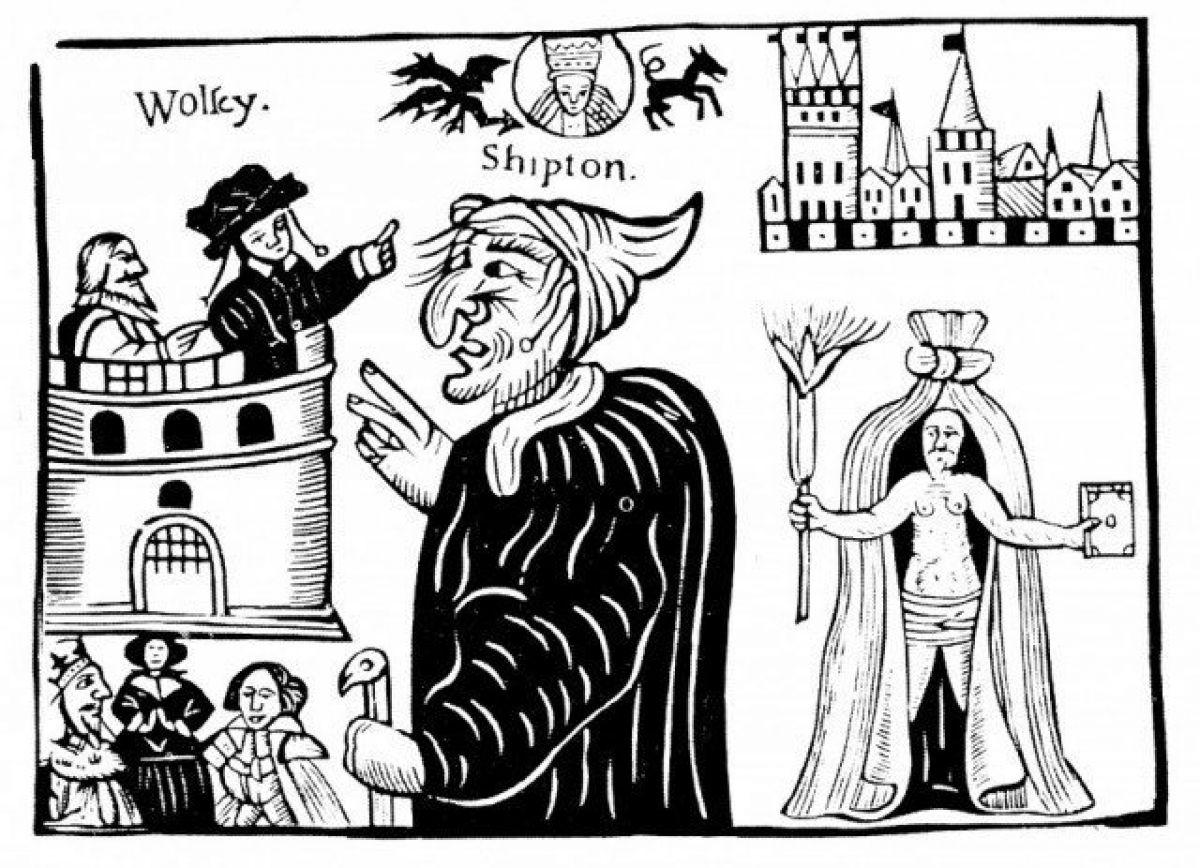 Йоркширская ведьма, или загадки матушки Шиптон