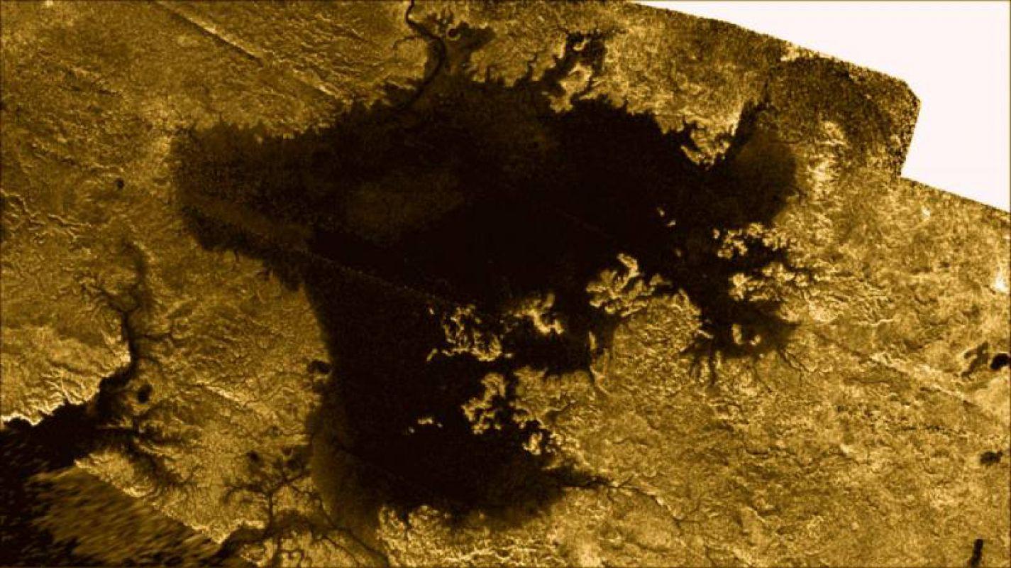 Неизведанный «волшебный» остров на спутнике Сатурна