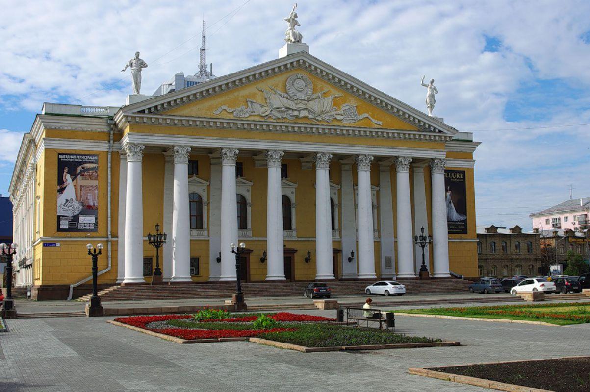 Аномальные зоны Челябинской области