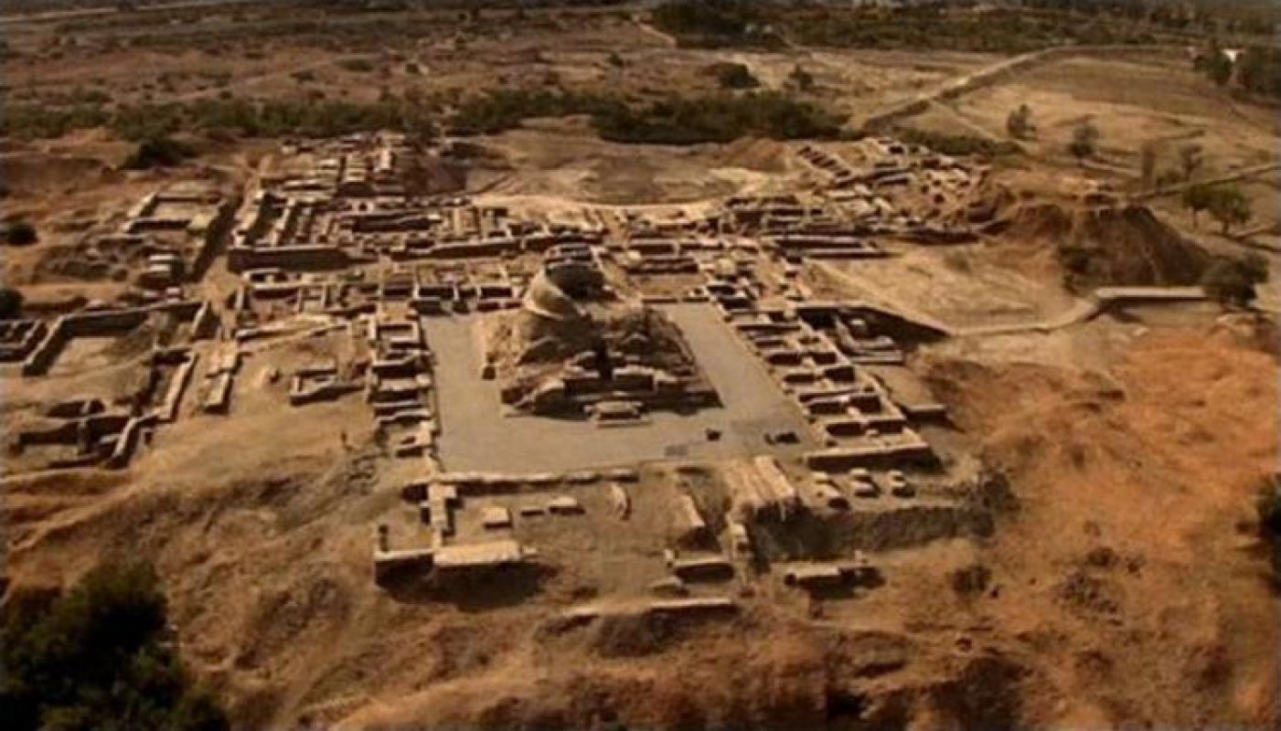 Военная летающая техника и атомное оружие существовали 15000 лет назад