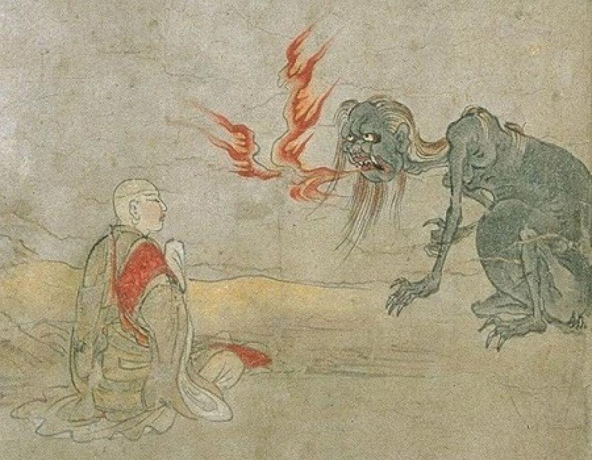 Самые свирепые религиозные монстры