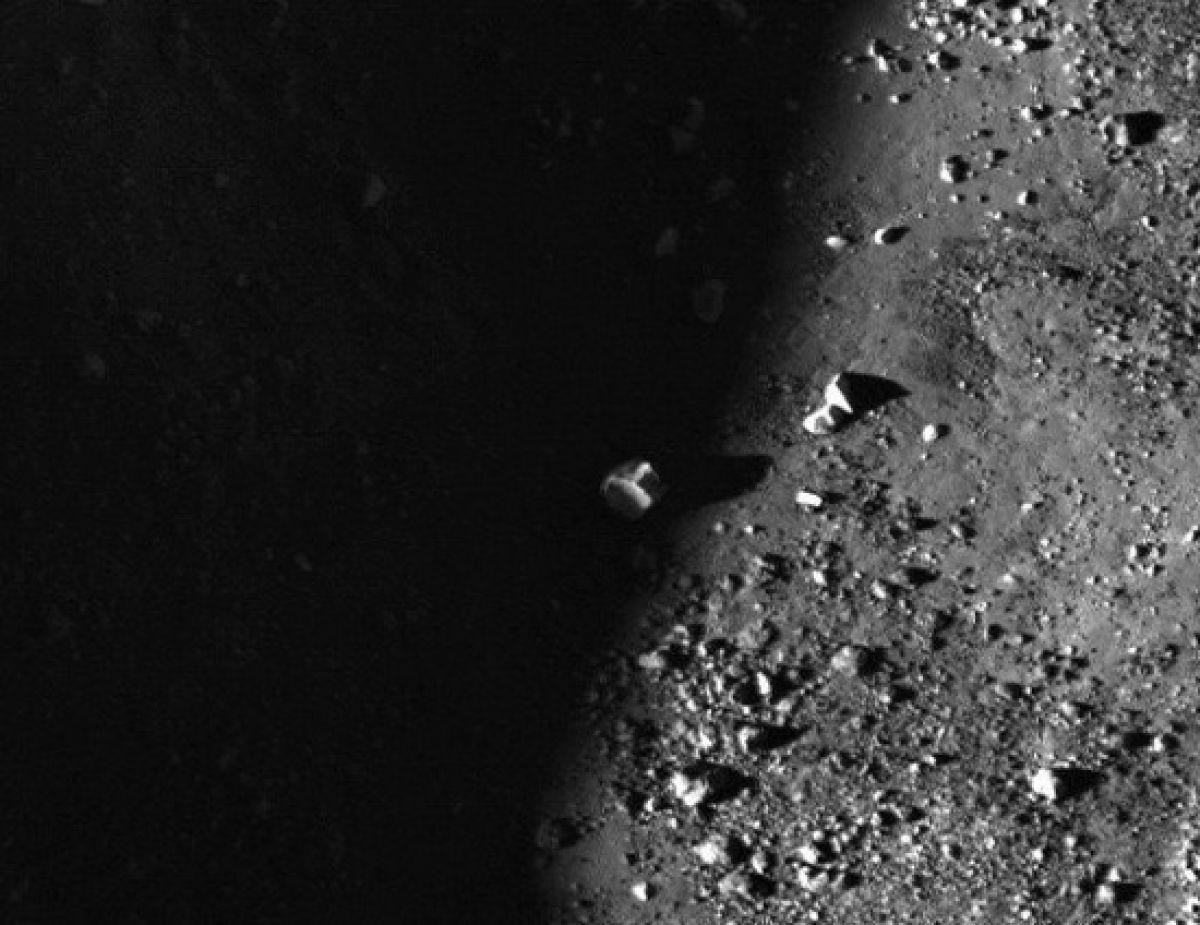 Неразгаданные тайны Луны