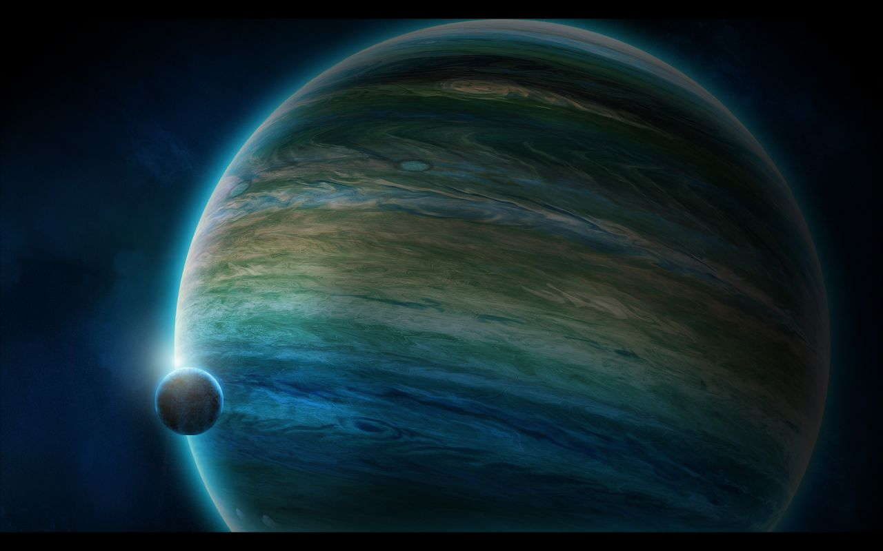 Древние планеты – носители внеземной жизни