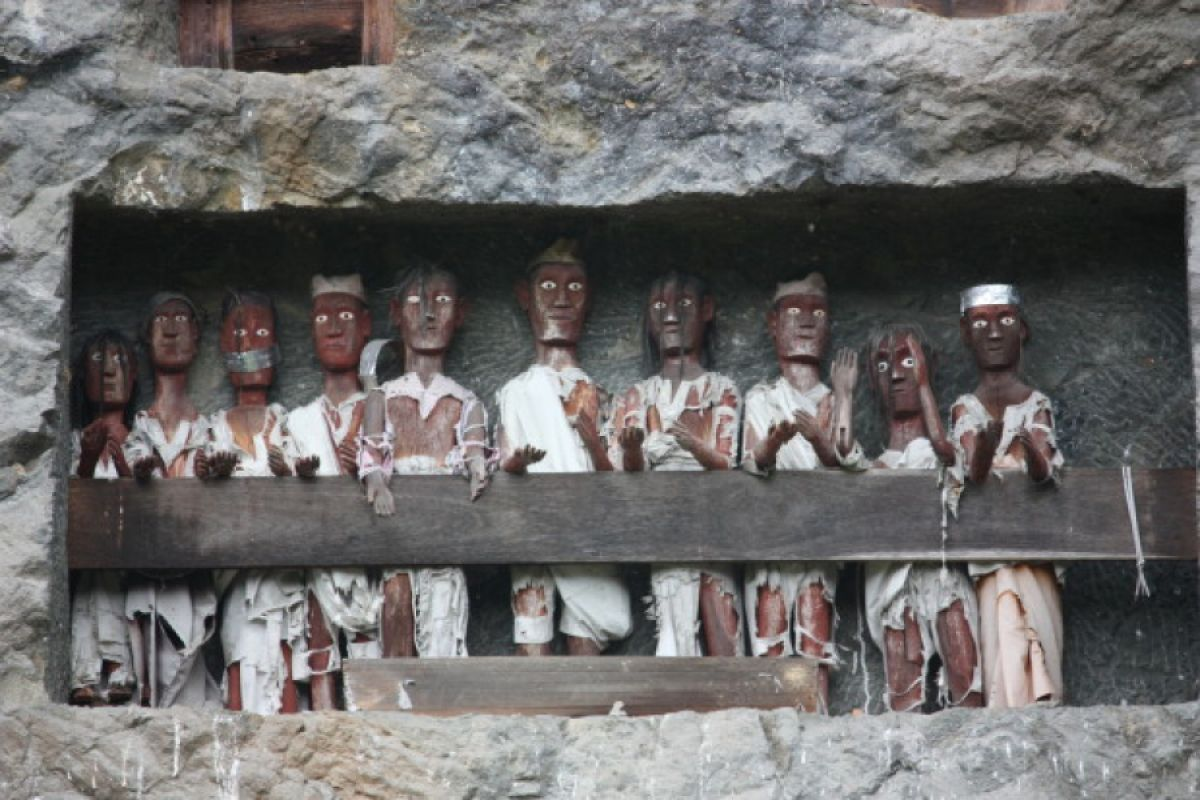 Жуткие религиозные обряды: народ «тораджи», практикующий анимизм