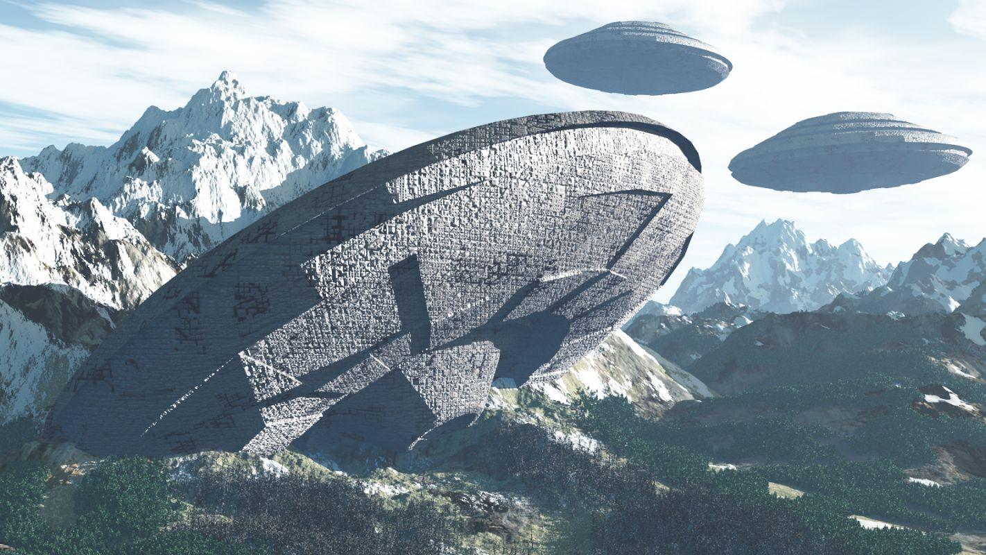 КГБ и НЛО - рассекреченная информация