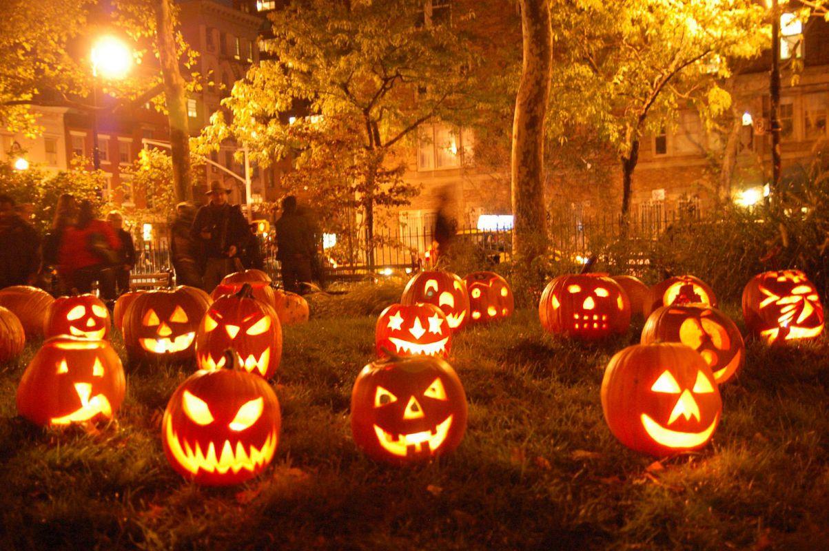 «Хэллоуин» – история веселого и зловещего праздника