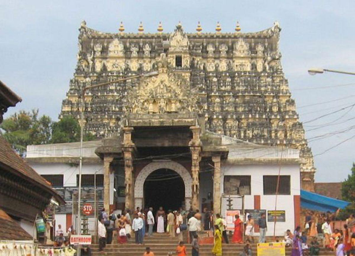 Неприкосновенные сокровища храма Вишну