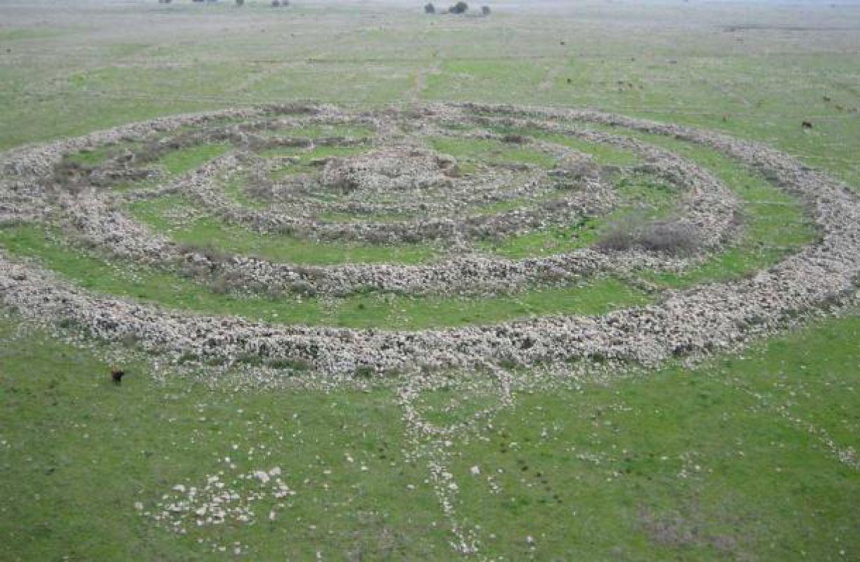 Тайны сооружения «Руджм эль-Хири», о котором долго никто не знал