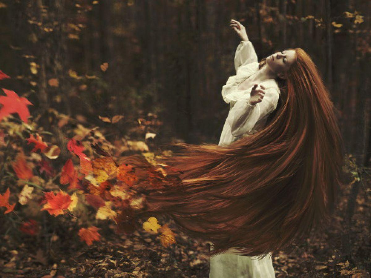 Волшебная сила волос