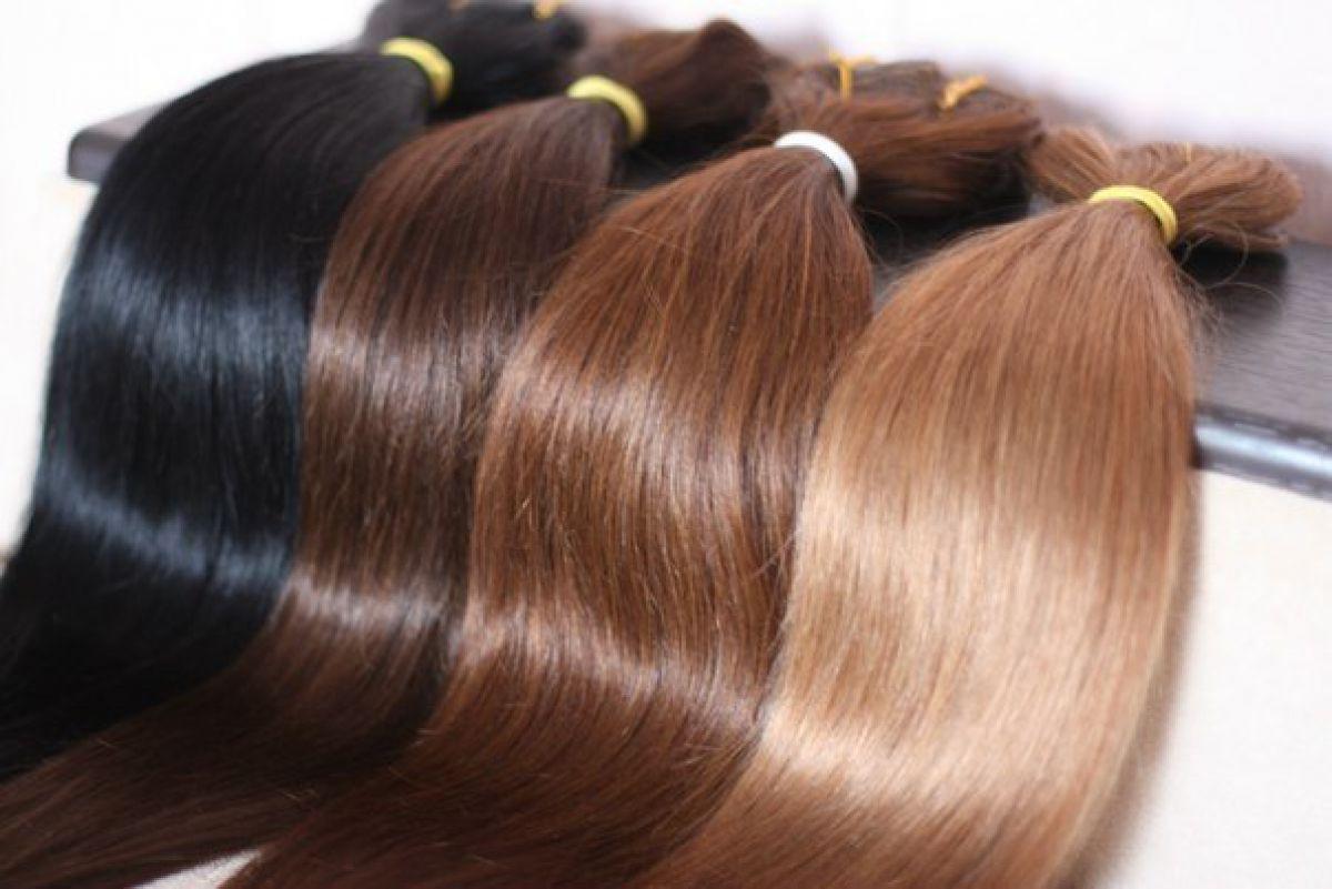 Цвета волос с названием цвета