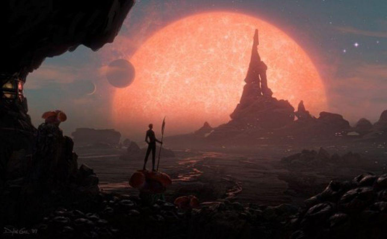 Солнце и Земля – неизбежное будущее достопримечательностей Солнечной системы