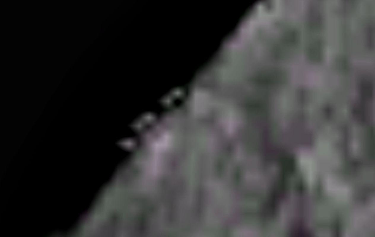 Загадочные шары внутри лунных кратеров