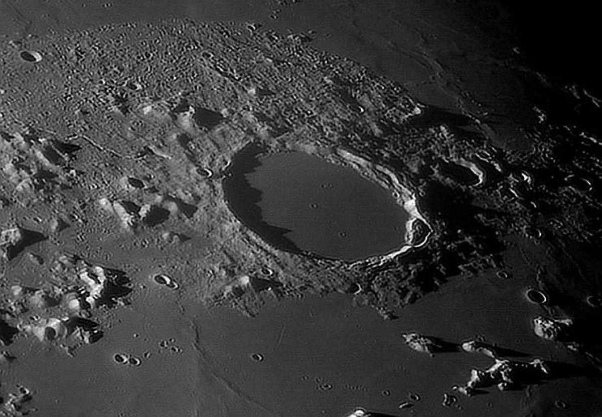 увидим истории фото луны через телескоп назначили