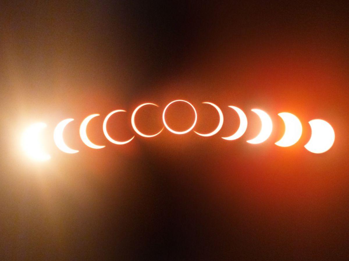 Солнечное затмение - почему оно происходит