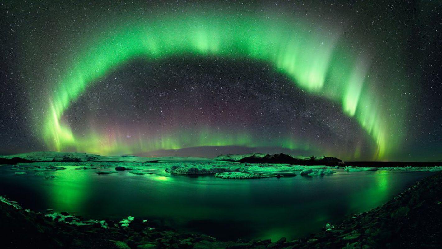 Самые необычные и прекрасные природные явления, наблюдать которые можно только на Земле