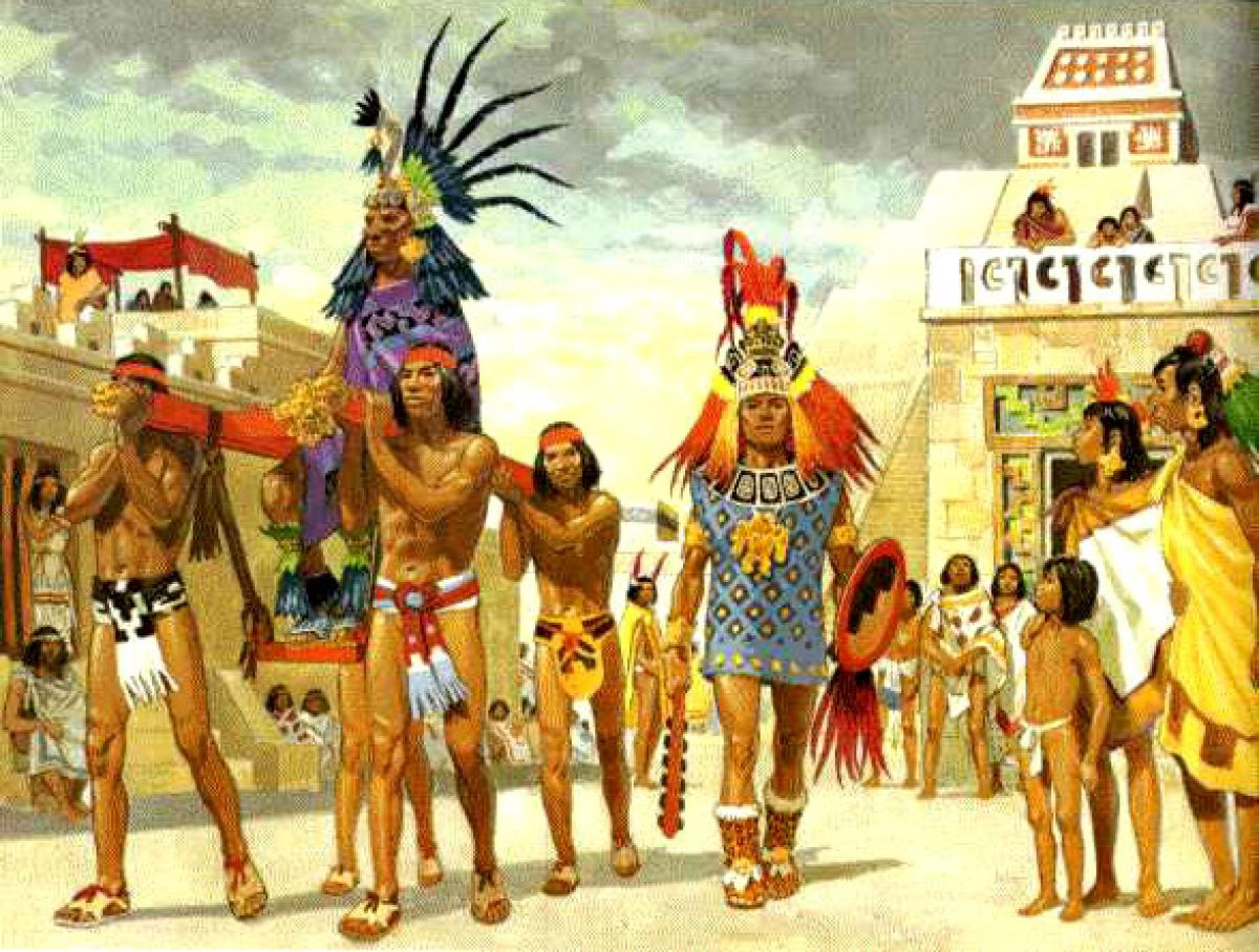 a history and the culture of the aztec civilization in central and southern mexico Aztec warriors were able to dominate their neighbouring states and permit rulers such as motecuhzoma ii to impose aztec ideals and religion across mexico highly accomplished in agriculture and trade, the last of the great mesoamerican civilizations was also noted for its art and architecture which ranks amongst the finest ever produced on the continent.