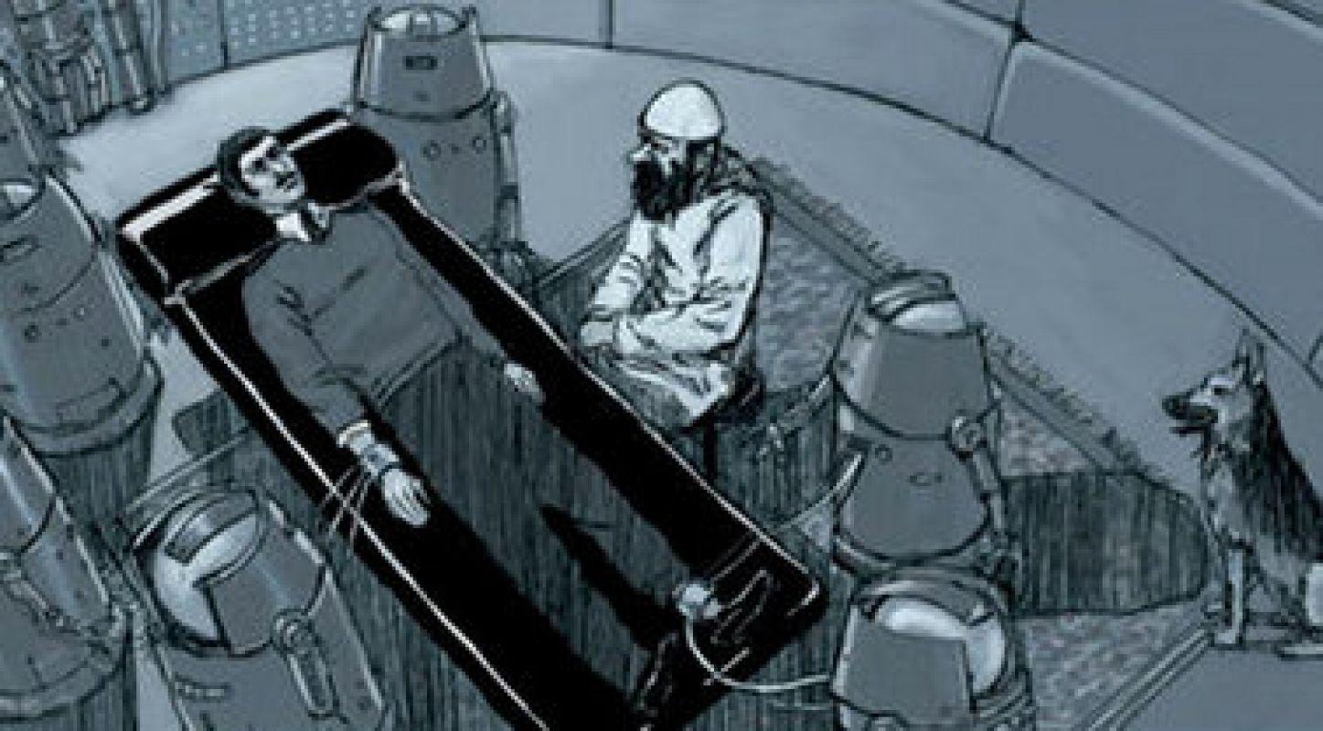 История про похищение инопланетянами британского полицейского Алана Годфри