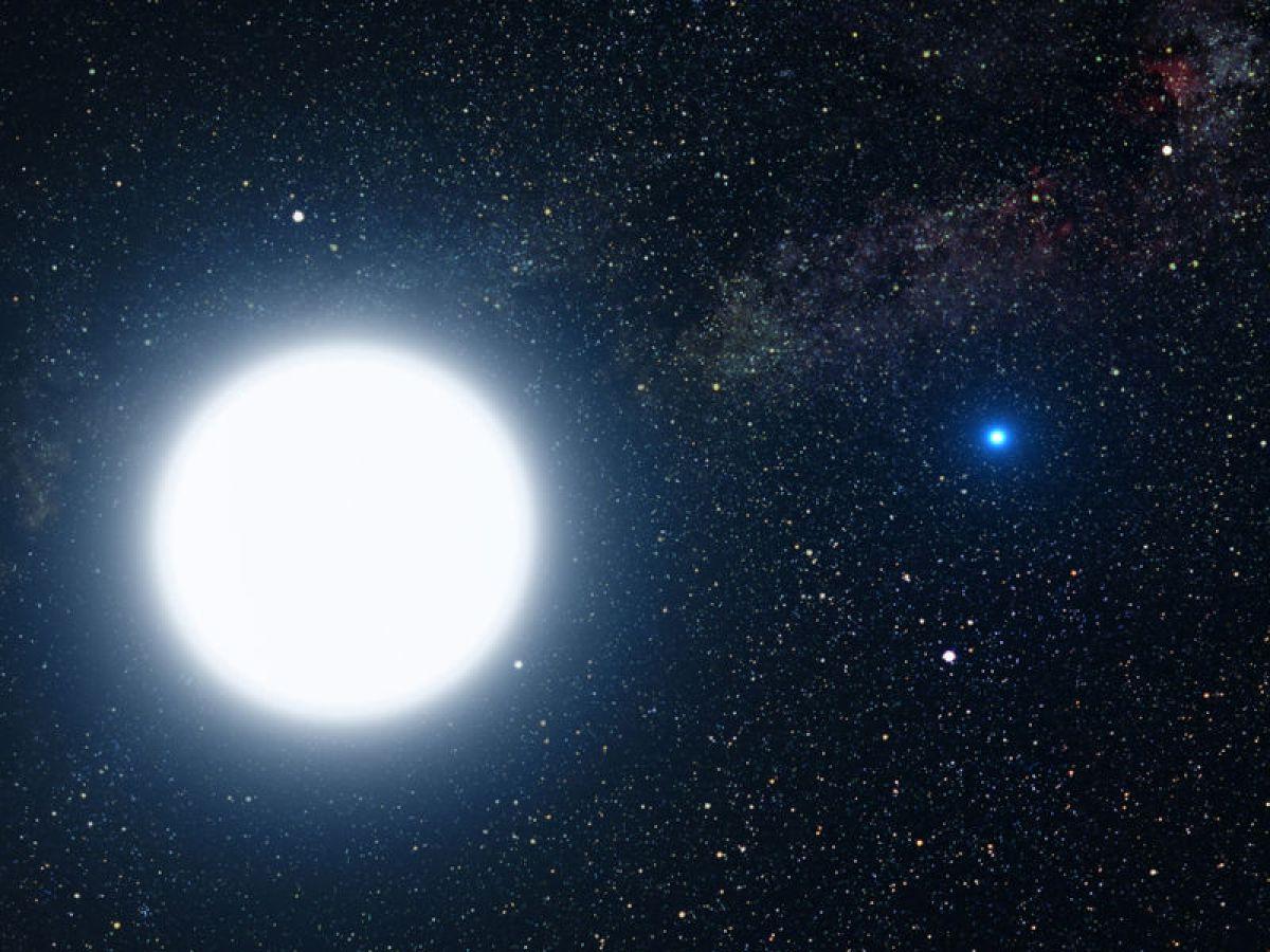 Двойная звезда Хадар, которая скоро может стать «сверхновой»