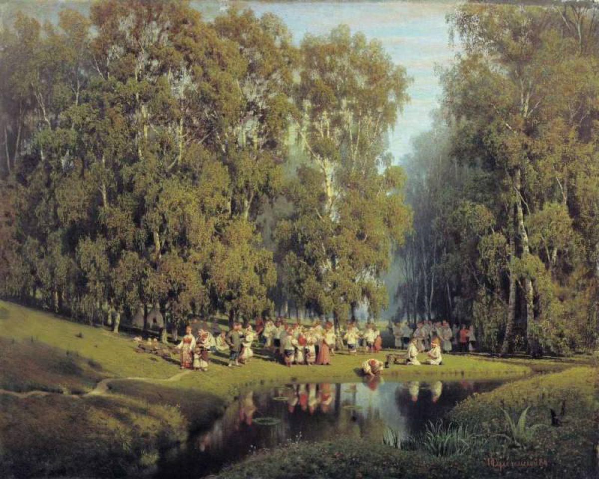 Мистические свойства и религиозное значение березы у славян и других народов мира