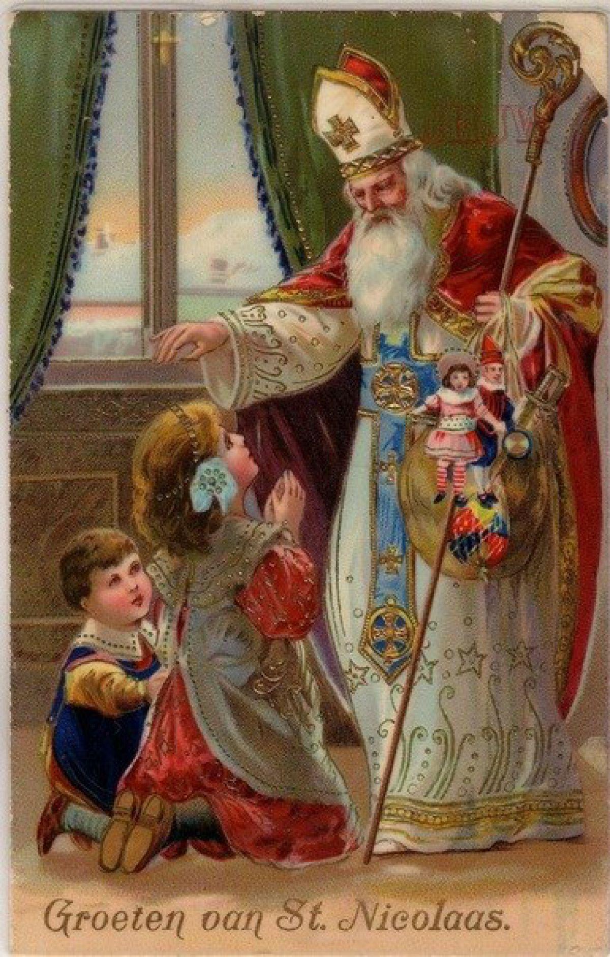 19 декабря – День Святого Николая