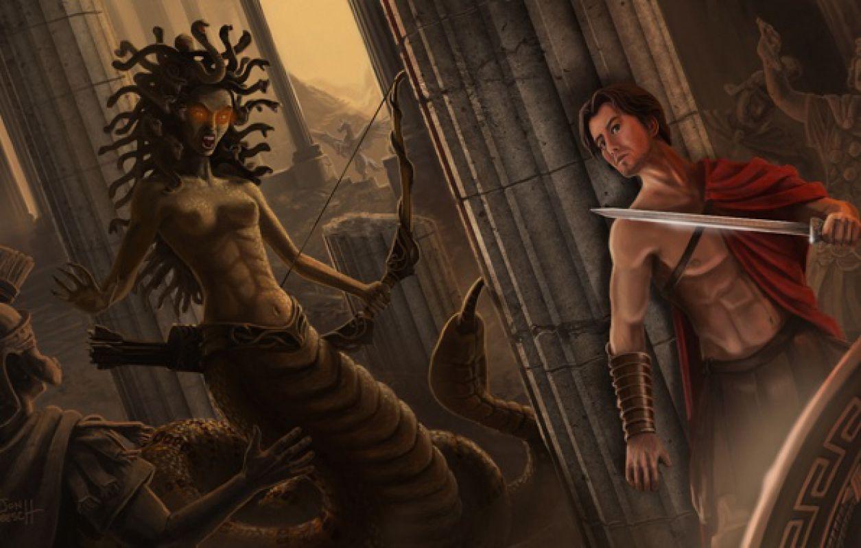 Медуза Горгона – миф Древней Греции или реальный персонаж