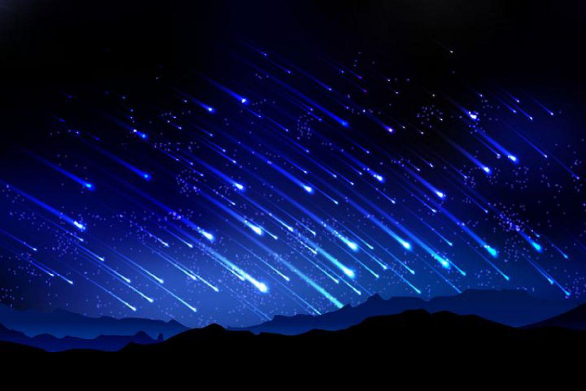 Декабрьские звездопады