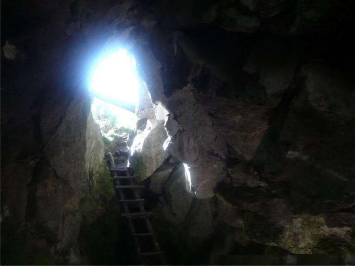 Пещера чёрного шамана. Загадка Кашкулакского карстового подземелья