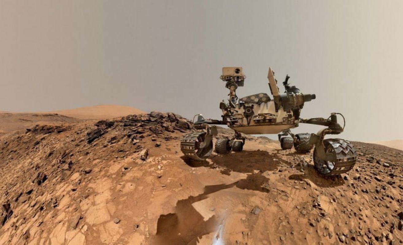 Как Curiosity искал на Марсе жизнь