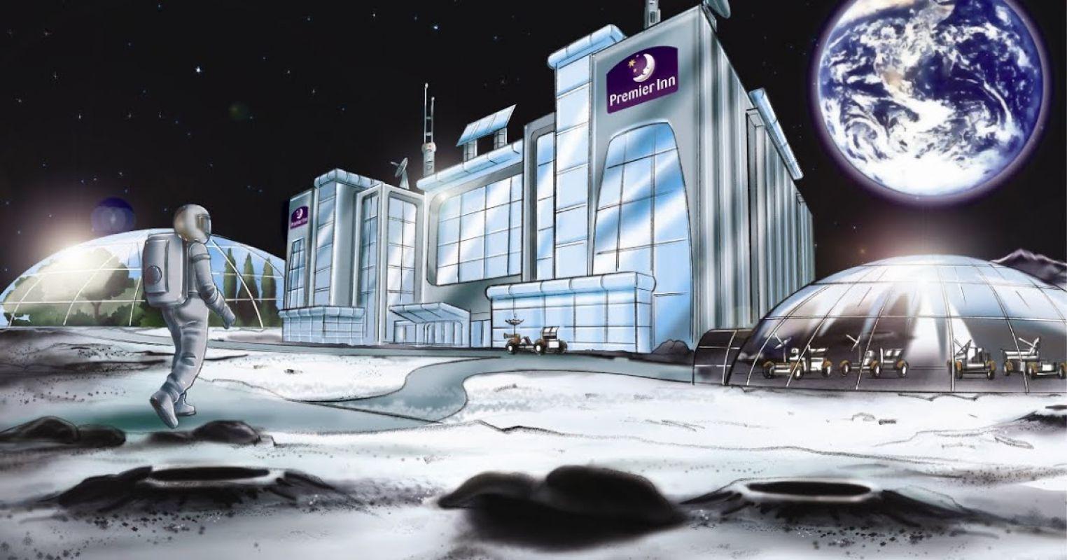 Музей на Луне и как ещё человечество запланировало занять спутник