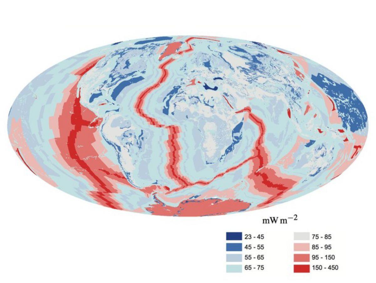 Почему никто не понимает, откуда берется пятьдесят процентов тепла в недрах Земли