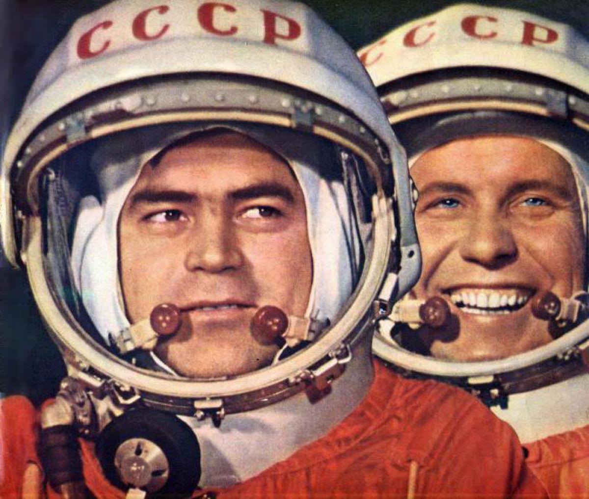 Как стартовала космическая гонка