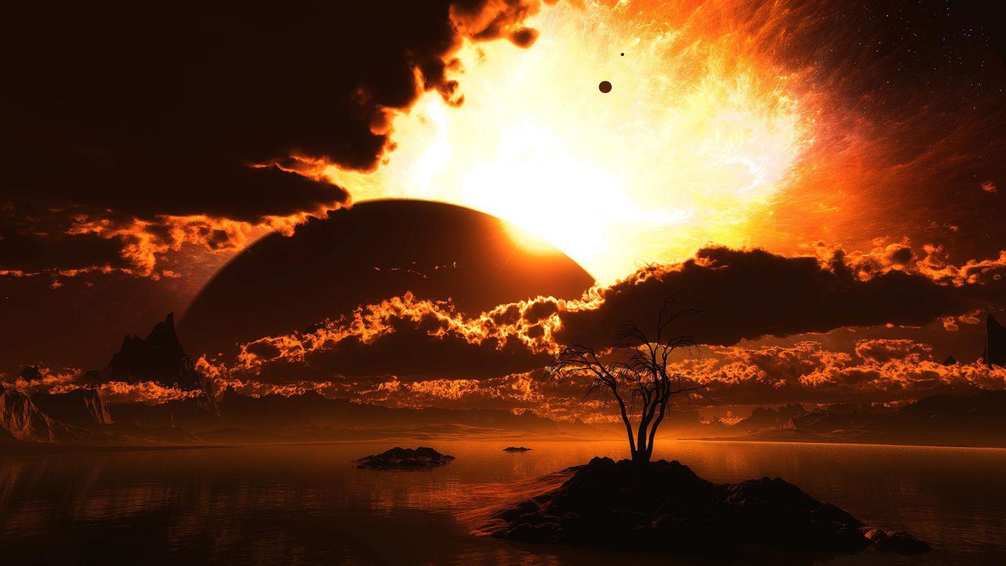 Грозит ли Земле солнечный апокалипсис