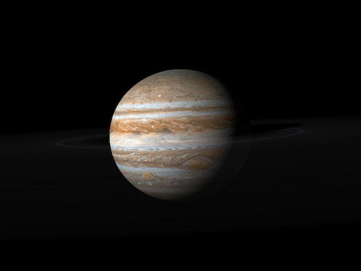 Юпитер — гигантская планета солнечной системы