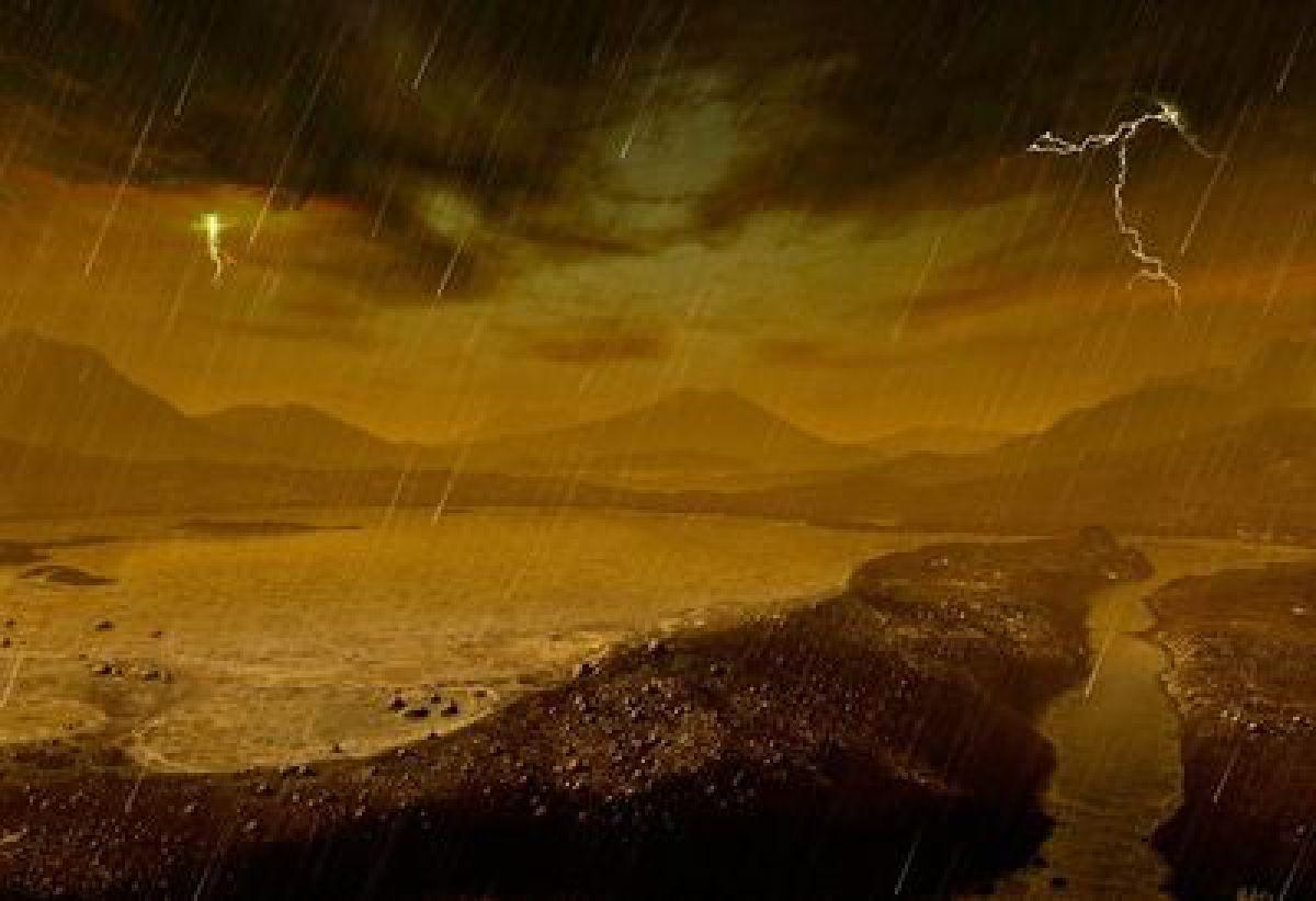 Учёные нашли доказательства того, что на Титане идут экстремально сильные ливни