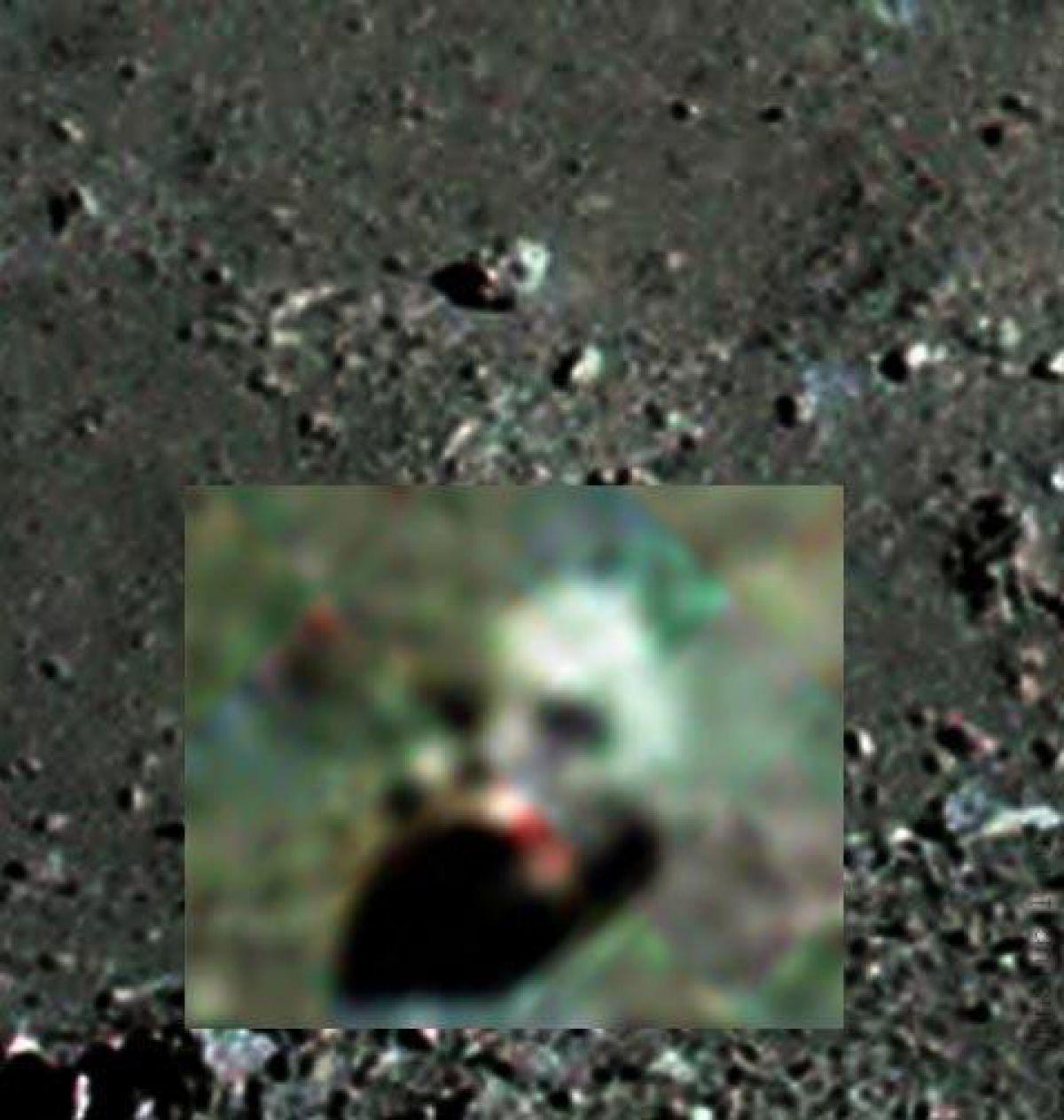 Ползучие камни и иные находки. Жизнь на Луне
