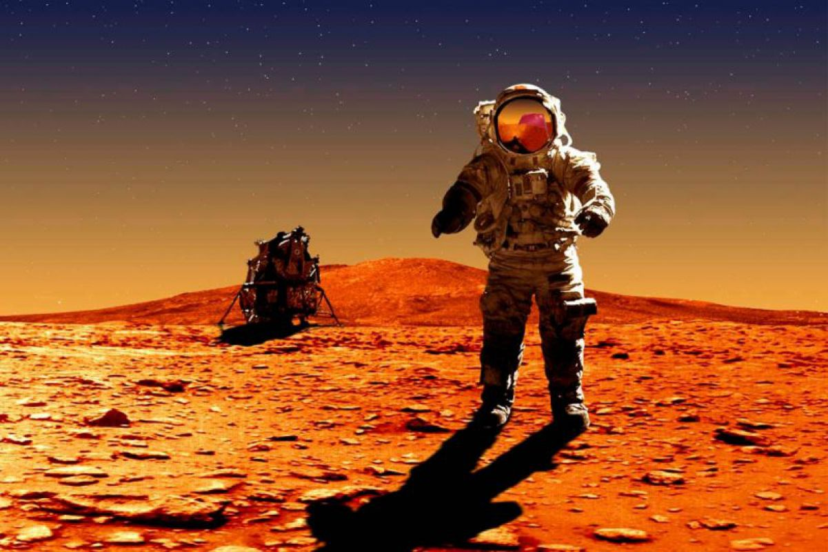 Учёные «НАСА» исключили одно из возможных препятствий для полёта на Марс