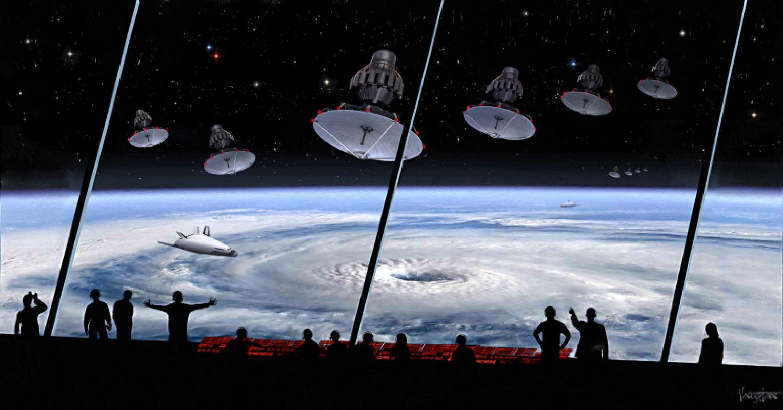 «Асгардия-1» защищает планету