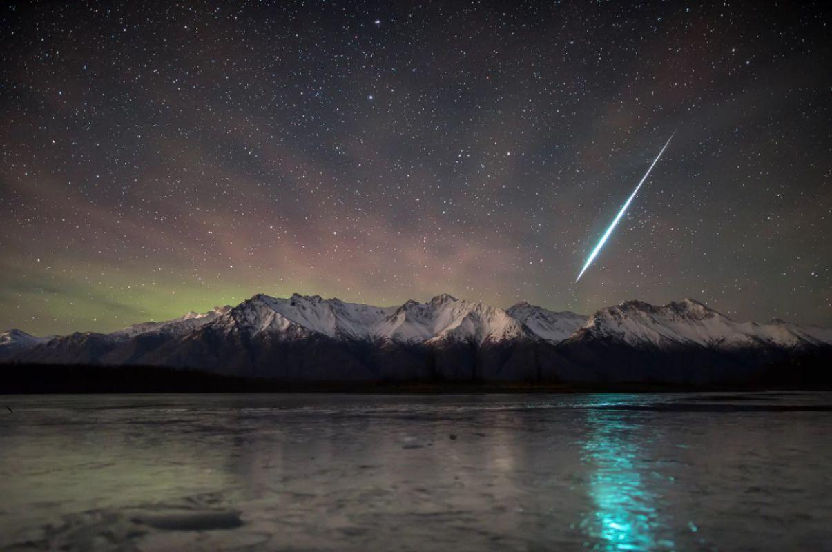 Самые интересные космические фотографии декабря