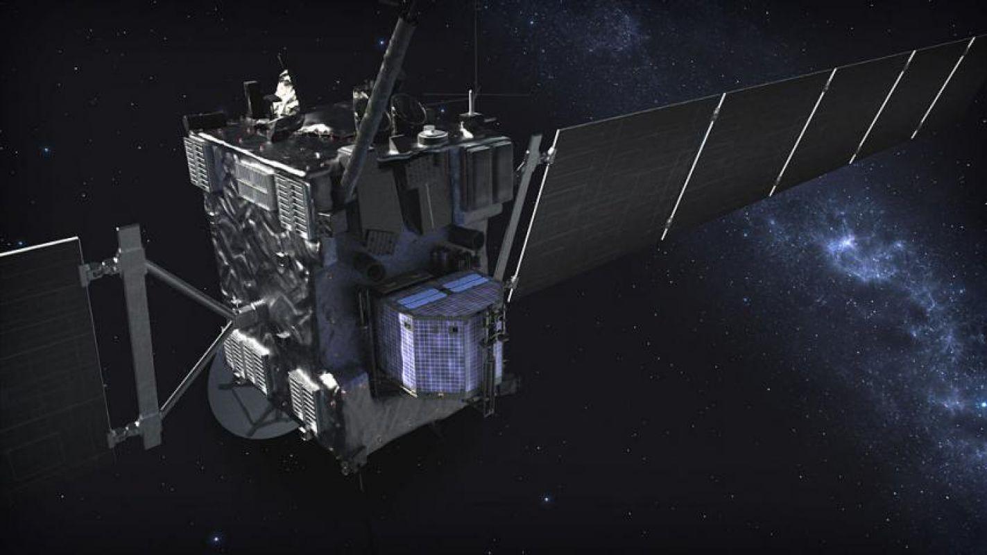 Пещеры на Луне возглавили ТОП самых громких историй о космосе в 2017 году