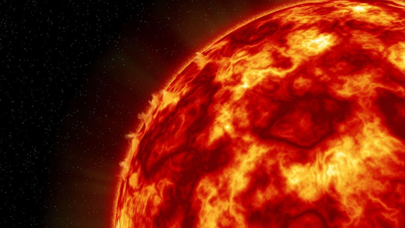 Гигантский объект возле Солнца, который огорошил учёных, посеял панику среди землян