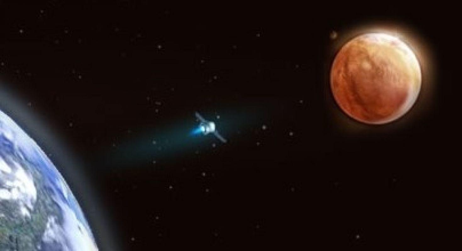 Учёный предложил отправить астронавтов на Марс в замороженном виде