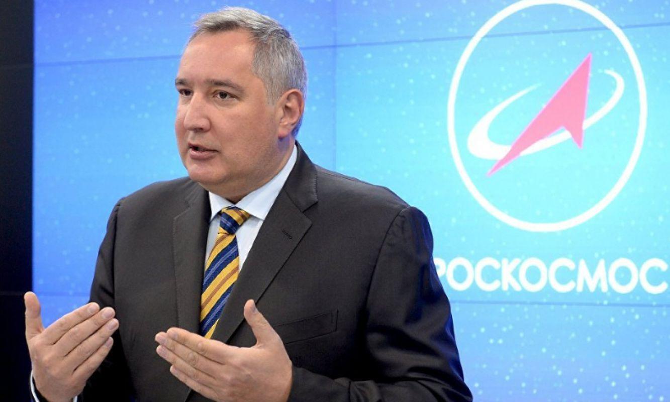 Дмитрий Рогозин рассказал, где могли просверлить отверстие в обшивке