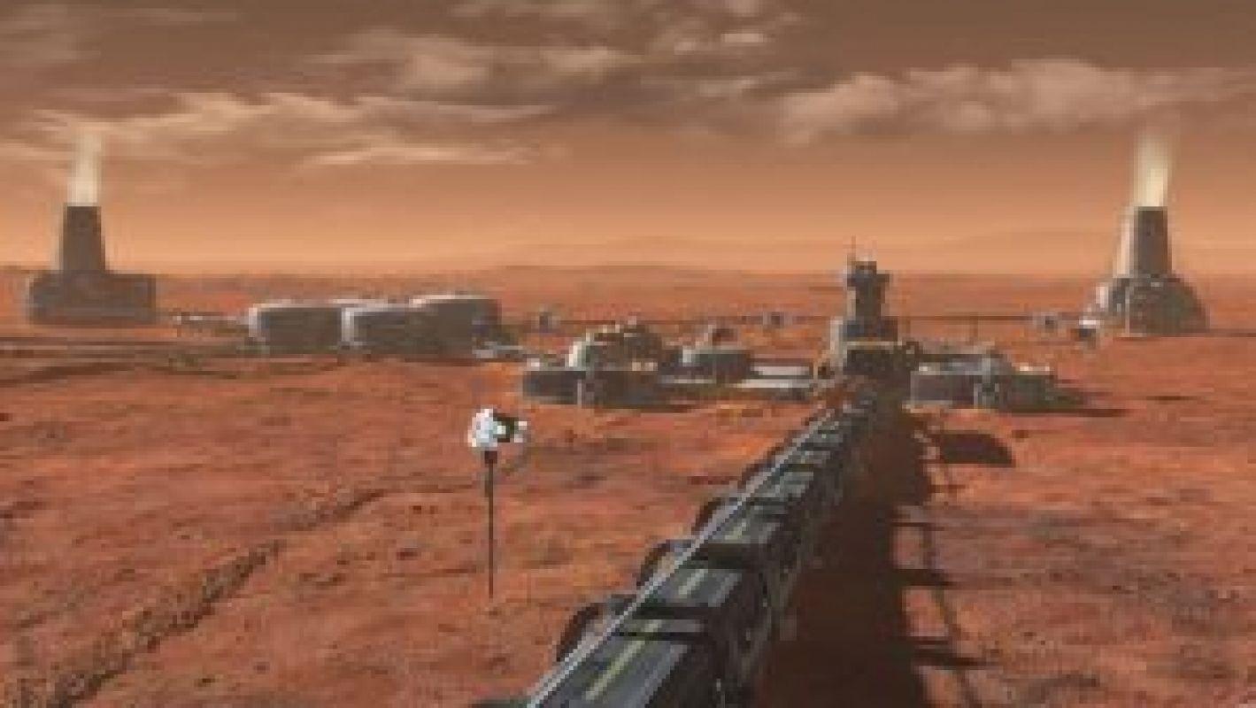 Третья мировая война начнётся из-за ресурсов на Марсе - конфликтологи
