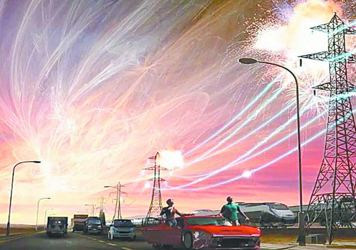 18 ноября мощная солнечная буря может обрушиться на Землю