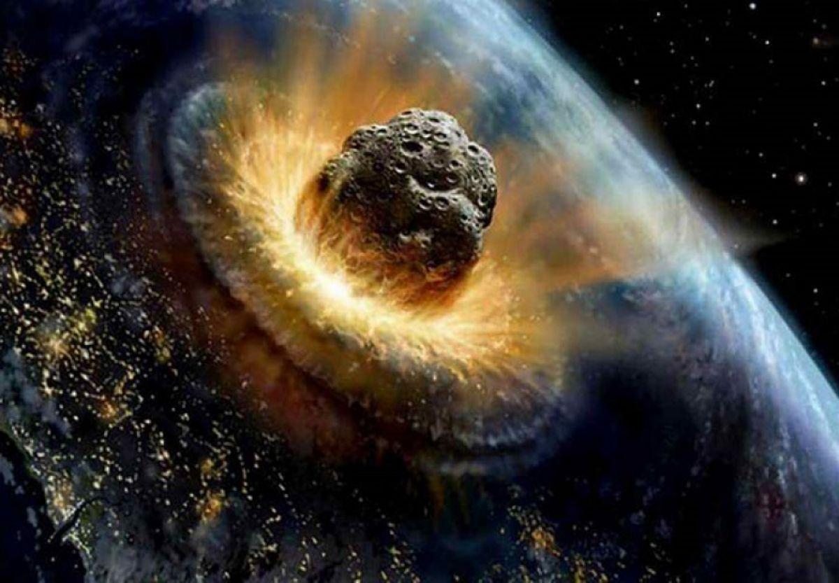 В 2022 году на Землю может упасть крупный астероид, способный уничтожить человечество