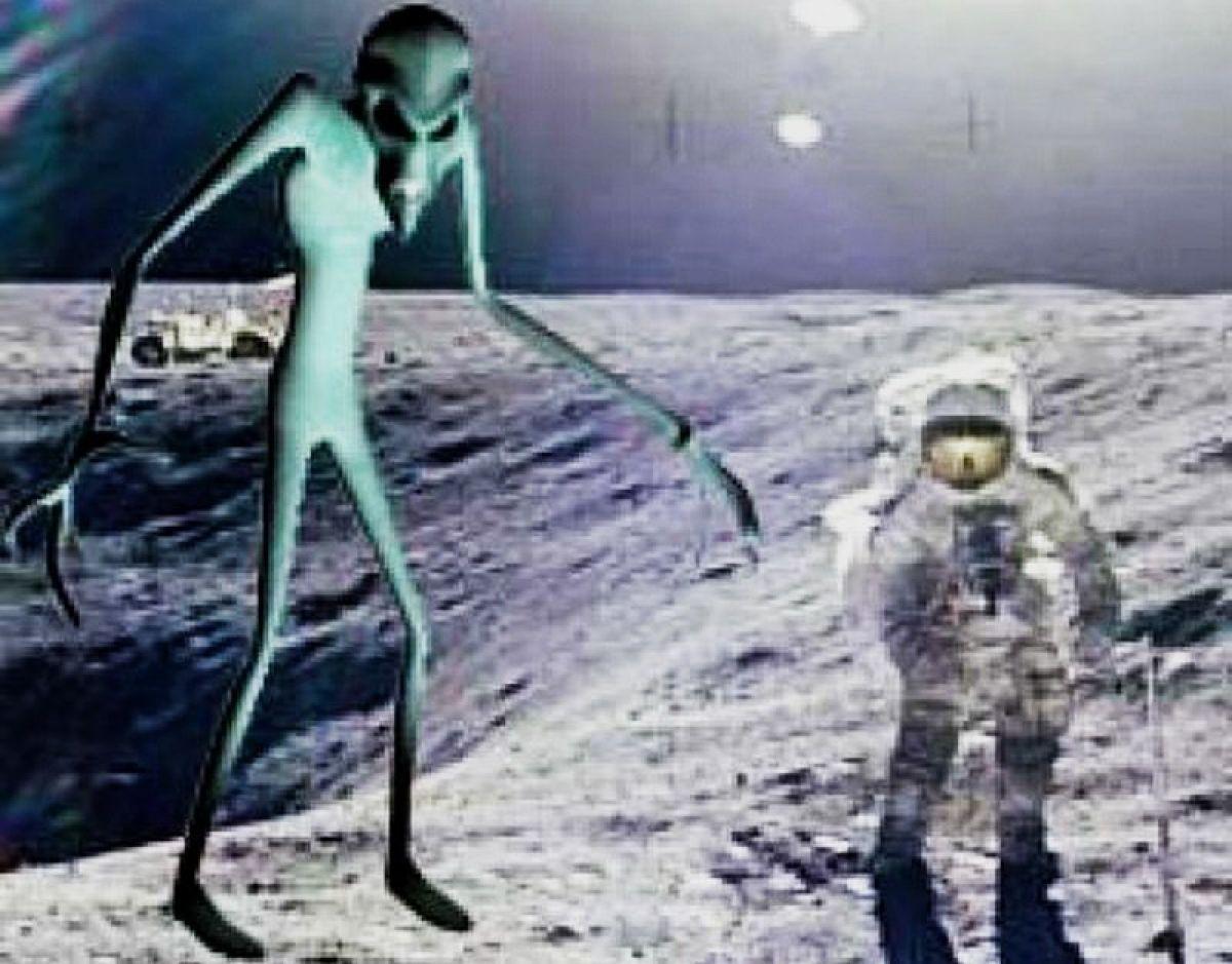 Рогозин пообещал проверить, были ли американцы на Луне