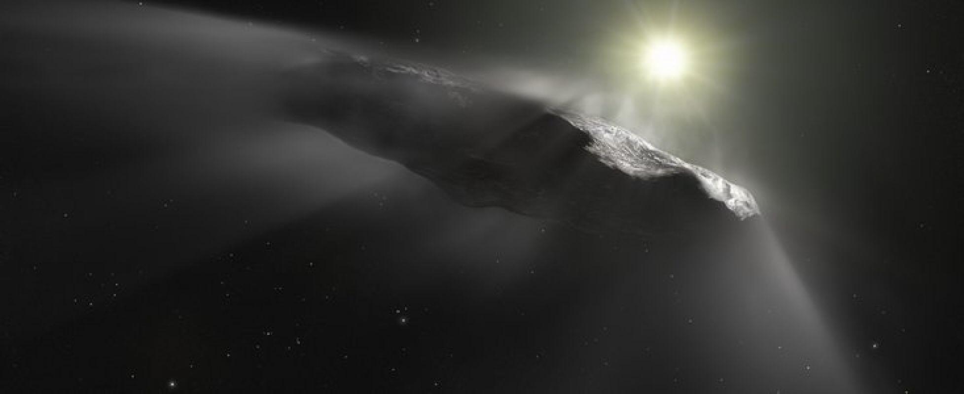 Эксперты SETI не нашли на Оумуамуа следов инопланетян